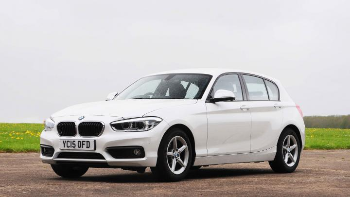 BMW Series Hatchback Review Feature Technology - Bmw 1 series hatchback