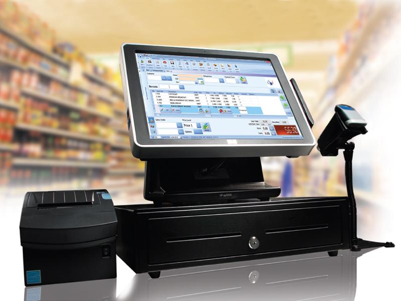 Retailpossystem