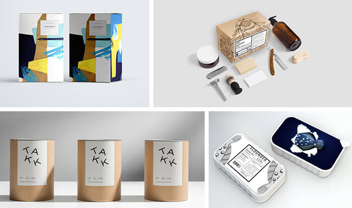 4 Packaging Design Tips for a New Product