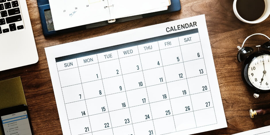 Tips to Use Calendars In Online Marketing