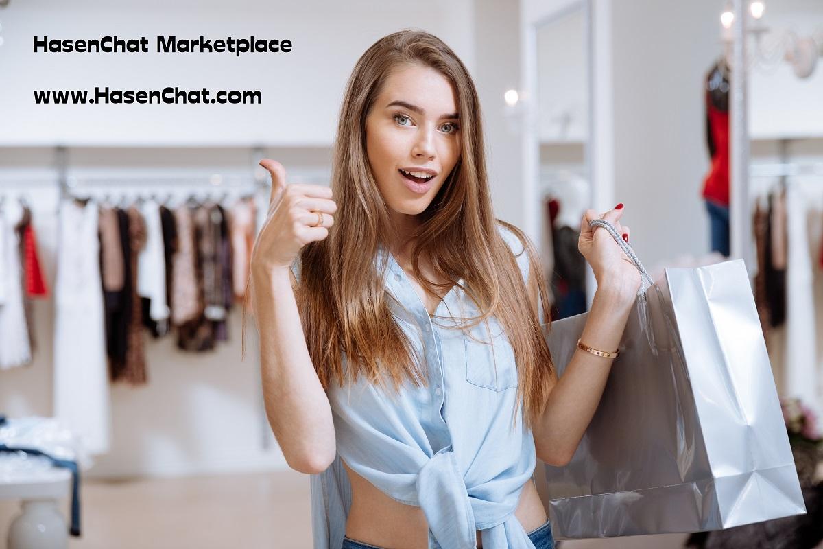 HasenChat Marketplace