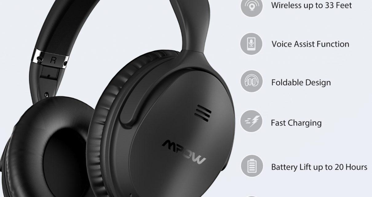 MPOW X4.0 Over Ear Wireless