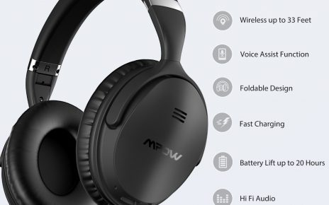 MPOW X4.0 Over Ear Wireless