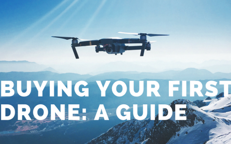 Guide to Buying your First Drone