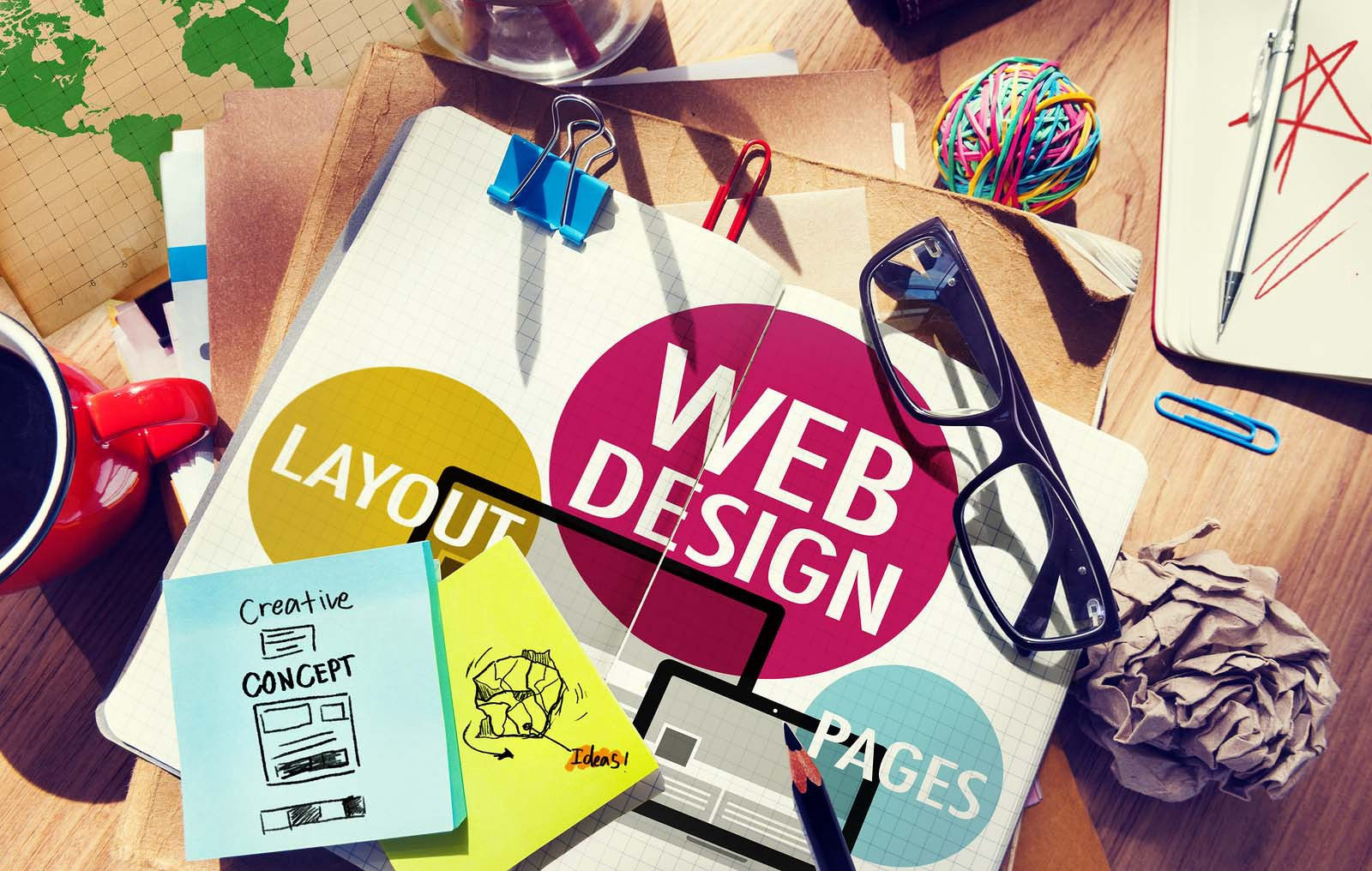 Things to Consider When Choosing a Web Designing Company