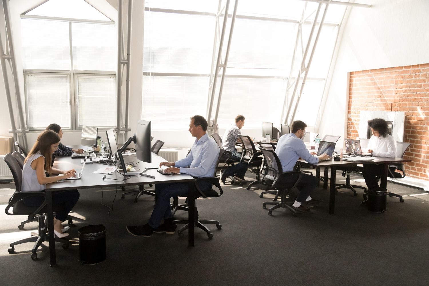 What Are The Benefits Of Shared Office Space Over Normal Rented Space?