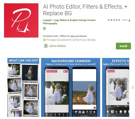 AI Photo Editor