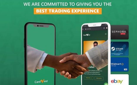 CardVest: The Best Platform to Sell Gift Cards in Nigeria