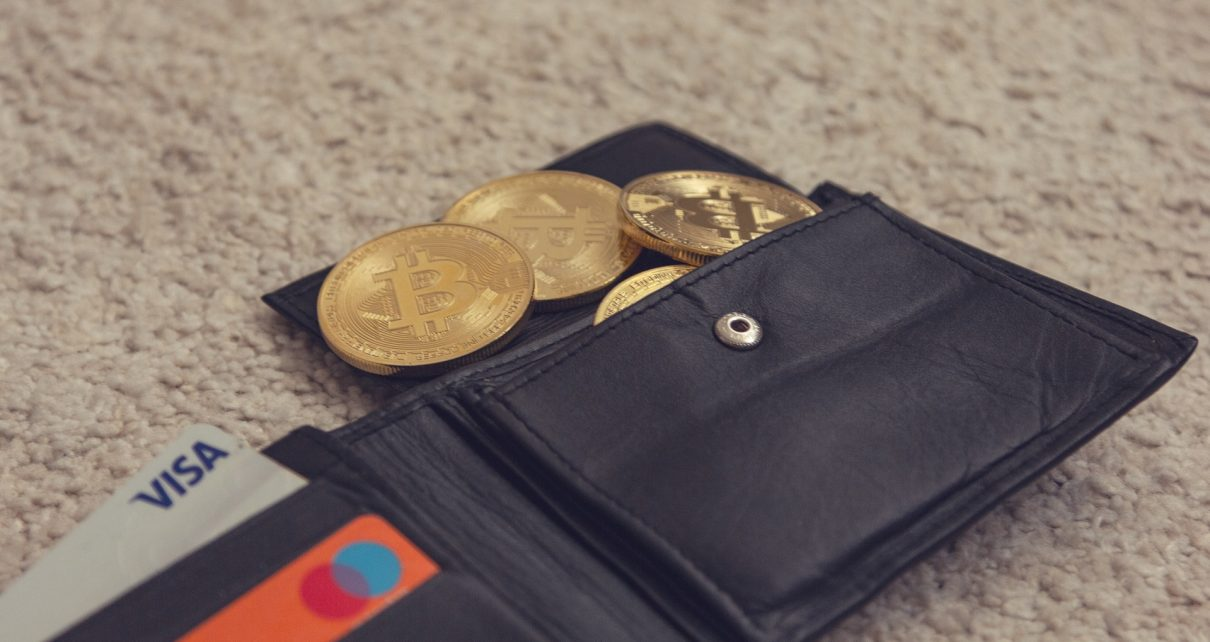 Storing Bitcoin Inside Of A Wallet